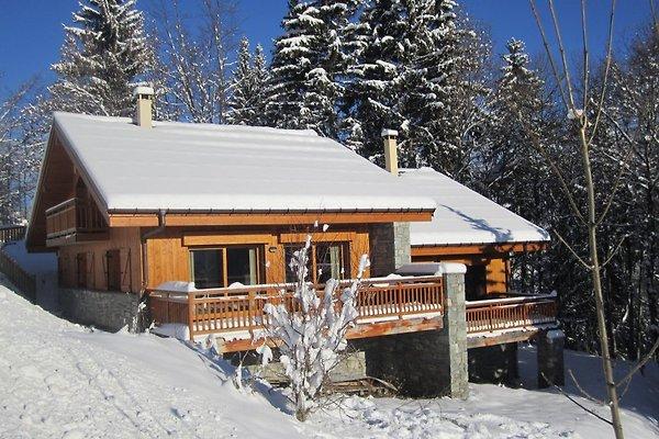 Ski Chalet Les Jumelles in Les Allues - Bild 1