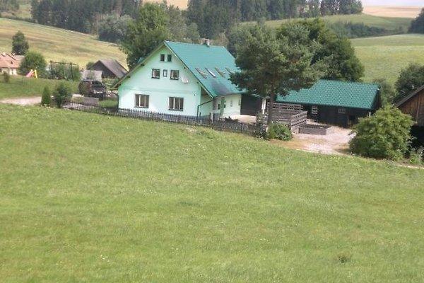 Haus Ebenhaezer à Trutnov - Image 1