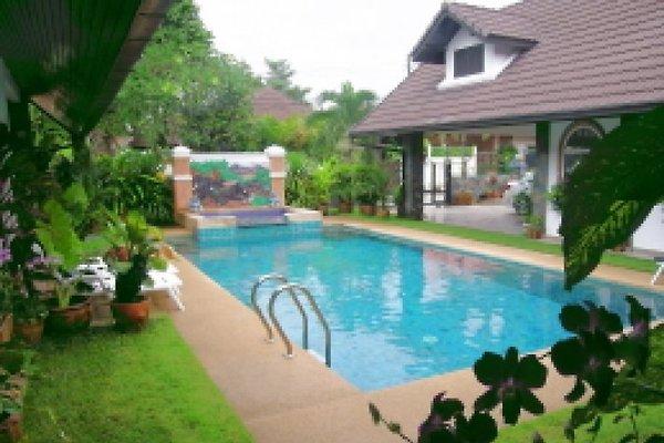 Unterkunft bei Bernd und Jum in Pattaya - immagine 1