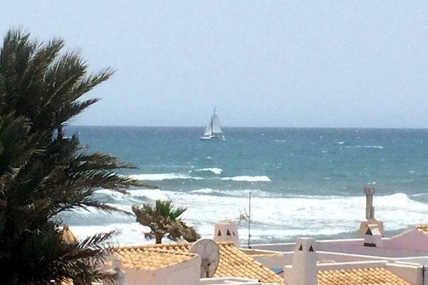 Herrlicher Ausblick auf den Golf von Almeria