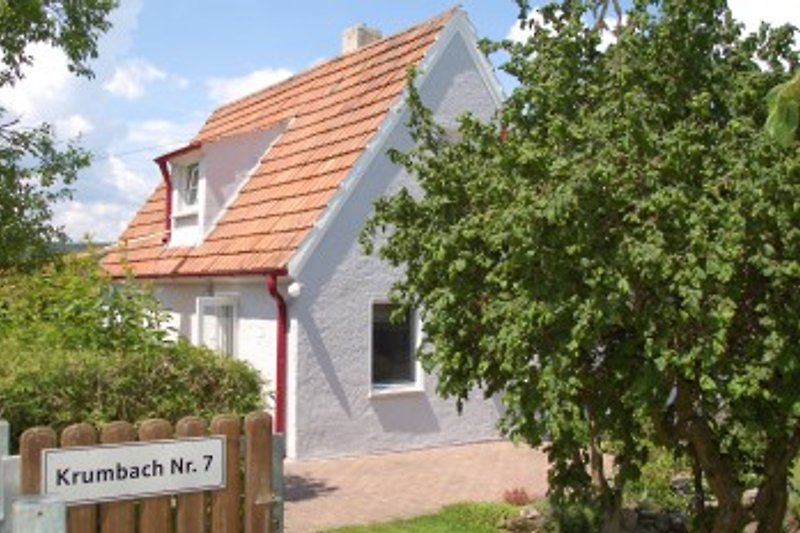 Ferienhaus Krumbach Nr.7 in idyllischer Umgebung