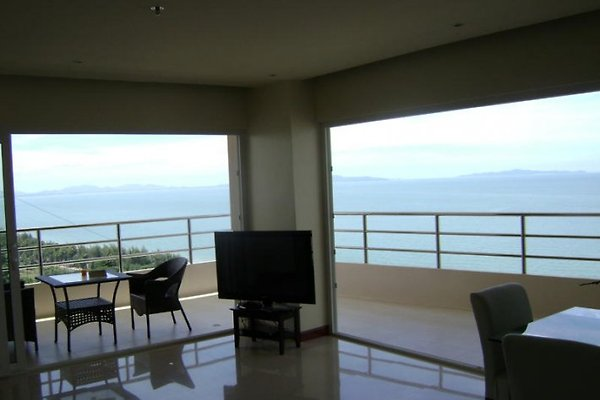 Beachfront Wohnung Pattaya à Jomtien - Image 1