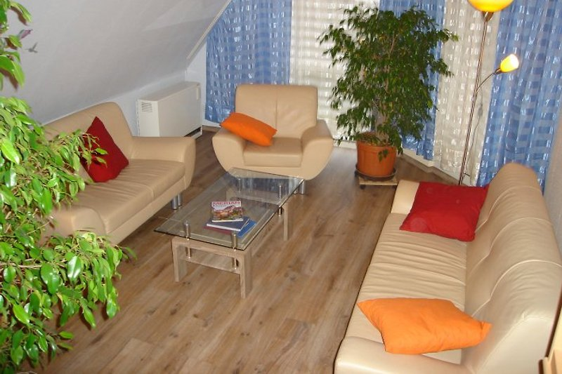 Wohnzimmer / Salon