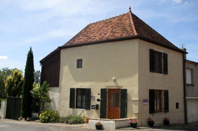 La Maison du Curé in Cormatin - Bild 2