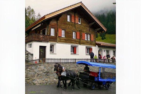 Chalet Anna Ferienhaus-Klosters.CH