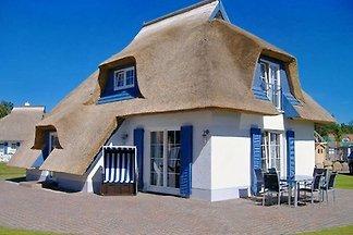 Reetdachhaus direkt am Meer