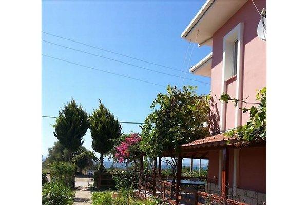 Villa ROSA mit Meerblick