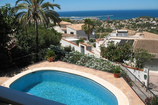 Villa Casabella en Denia - imágen 1