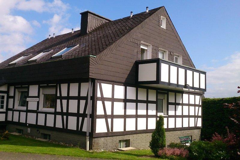 Schönes Fachwerkhaus