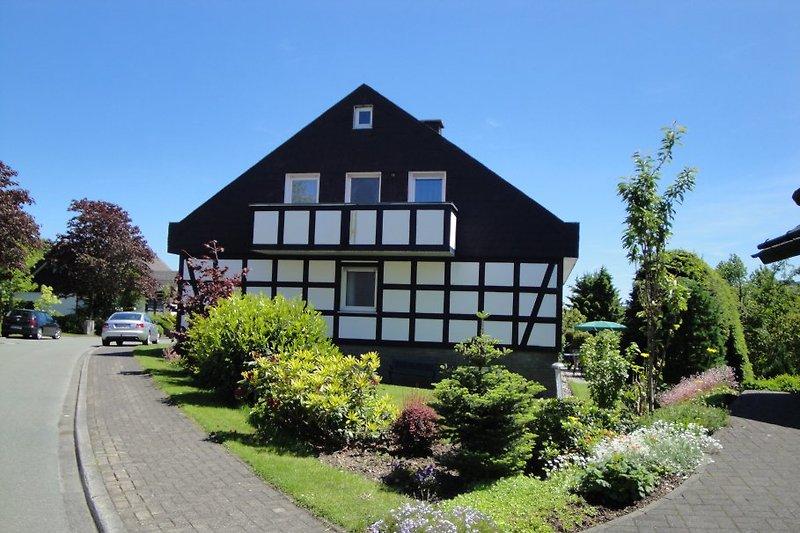 Wilkommen in die Villa Margarete