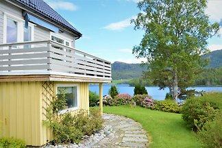 Casa de vacaciones en Foldfjorden