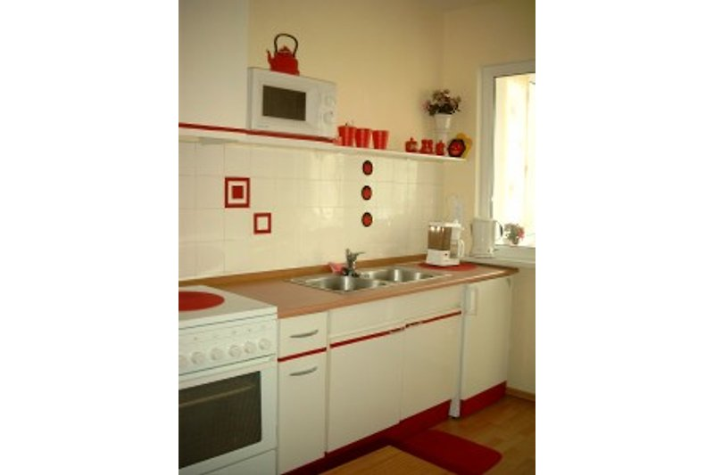 ferienwohnung zur gartenseite ferienwohnung in leipzig mieten. Black Bedroom Furniture Sets. Home Design Ideas