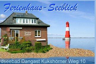 Ferienhaus Seeblick Dangast