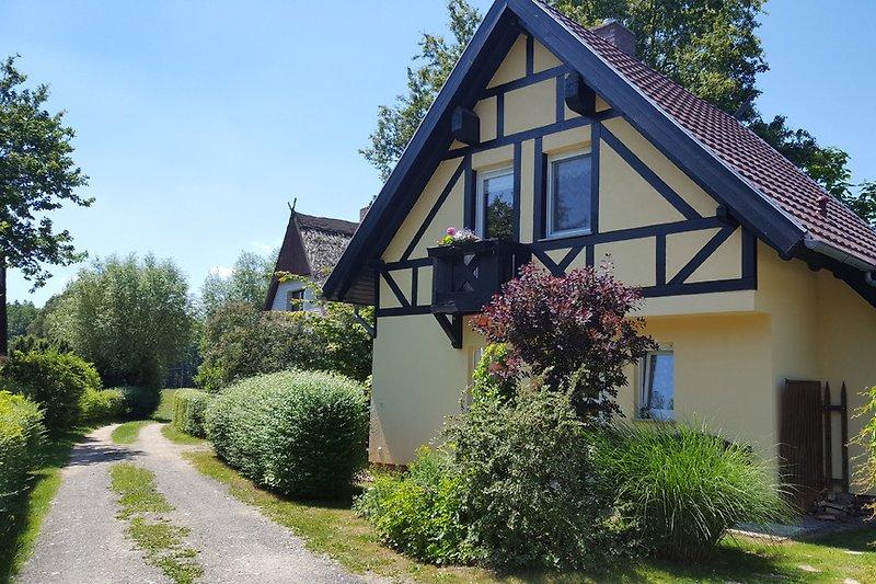 Ferienhaus am Fließ im Spreewald