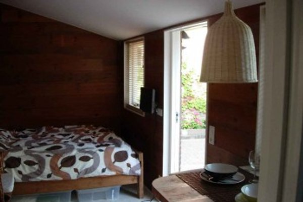 de dromenkamer chambre r ver appartement domburg louer. Black Bedroom Furniture Sets. Home Design Ideas