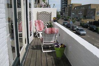 Vakantie-appartement Gezinsvakantie Zandvoort