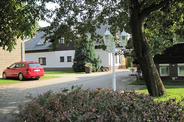 Pension Innenhof
