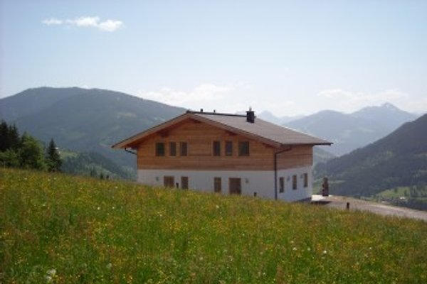 Alpenferienhaus AUER à Eben im Pongau - Image 1