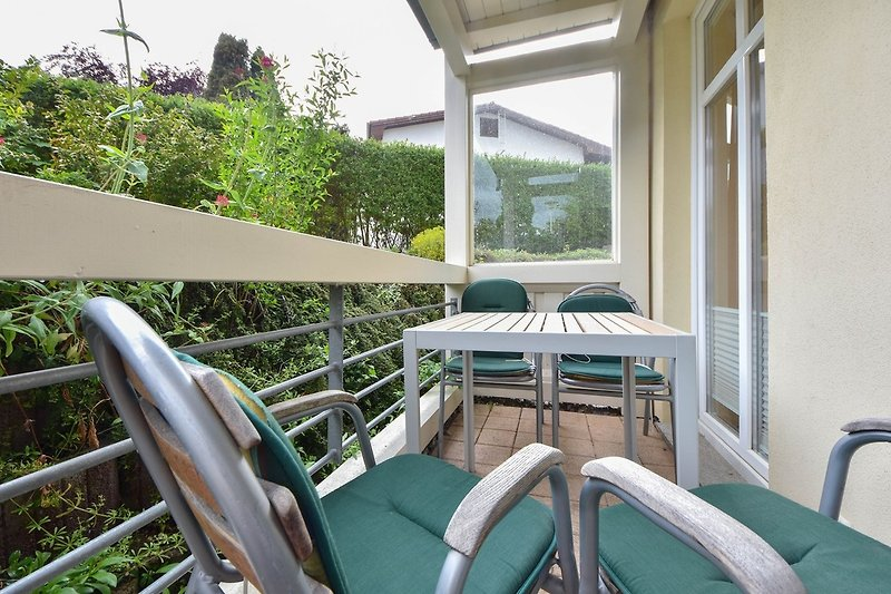Tief-Balkon