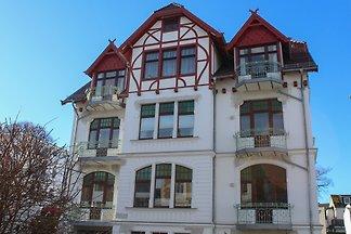 Apartament Dla rodzin Ahlbeck