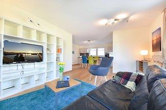 Vakantie-appartement Gezinsvakantie Heringsdorf