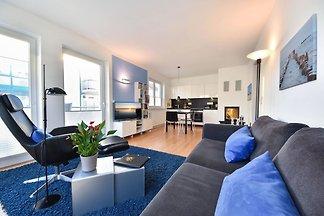 Vakantie-appartement Gezinsvakantie Ahlbeck