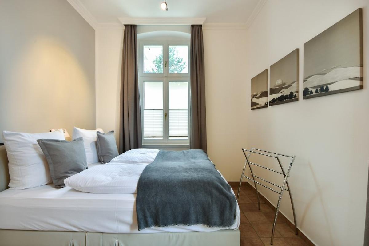 Villa Medici 6 - Ferienwohnung in Heringsdorf mieten