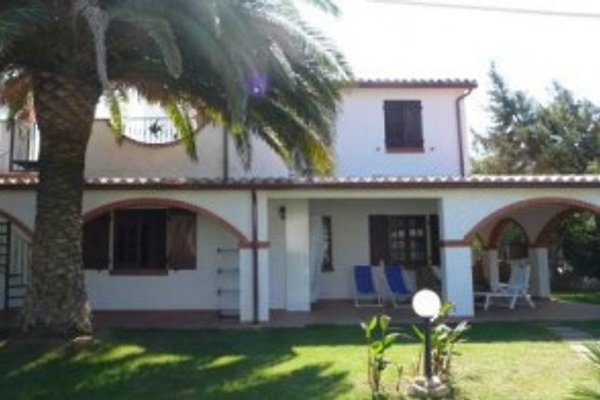 Villa Eva en Costa Rei - imágen 1