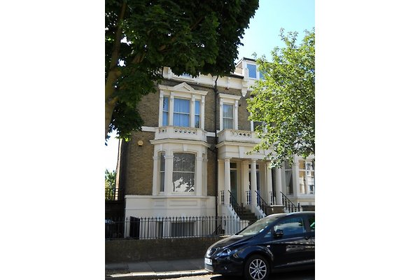 Garden Apartment - Clarendon H in London - Bild 1