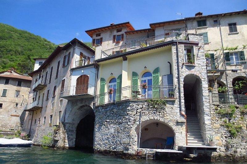 Ein Traumhaus direkt am Wasser
