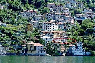 Casa il Pontile na jezeru Como