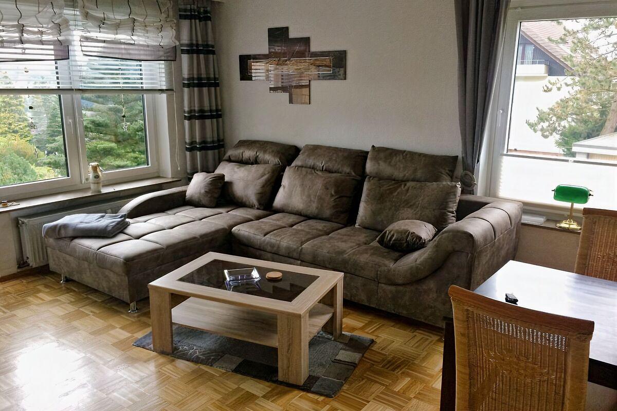 4 sterne appartement braunlage ferienwohnung in for Wohnlandschaft 8 personen