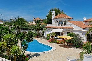 Exclusive villa jusqu'à 8 personnes