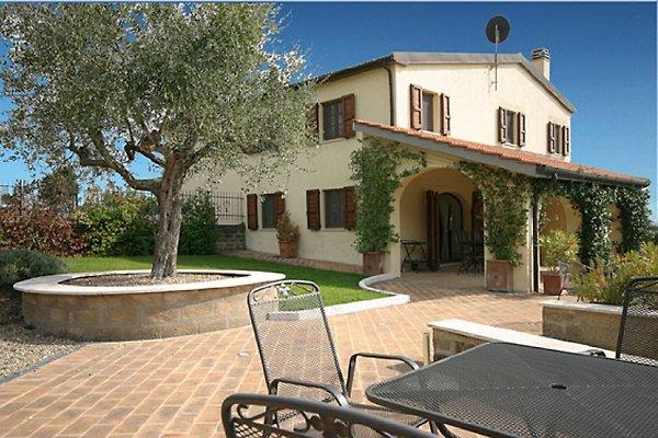 Villa Lupinaio in Elmo di Sorano - Bild 1