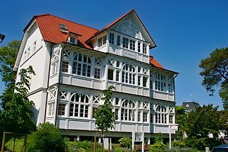 close to the beach, family-friendly apartments in Binz