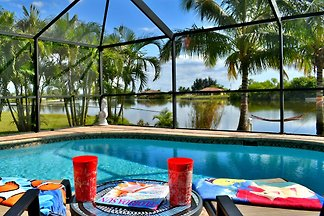 Villa Florida Vacation am See