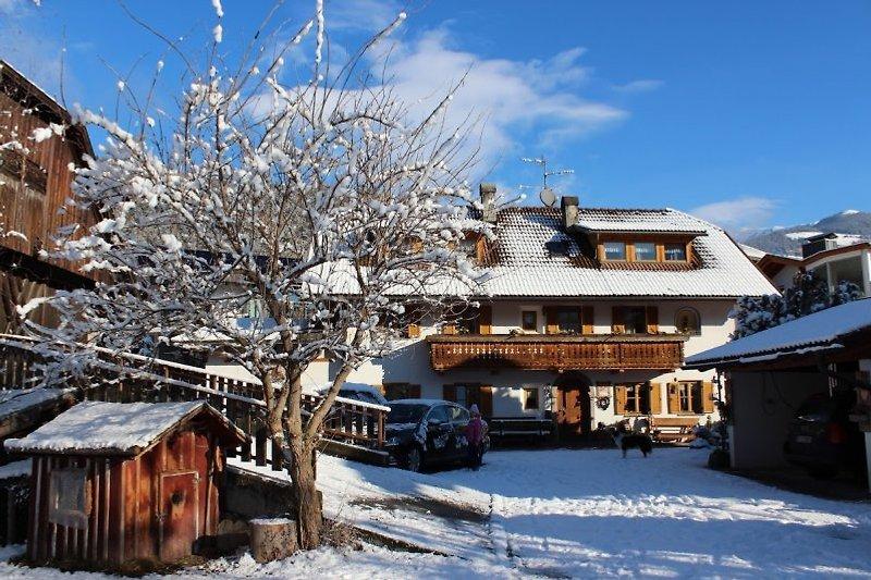 Pichlerhof im winter