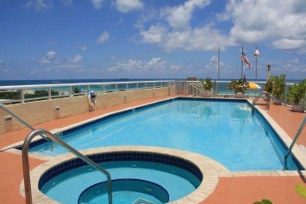 South Beach Oceanfront Condo in Miami Beach - Bild 1