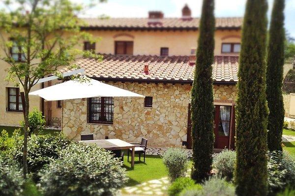 La Casetta del Borgo in San Gimignano - Bild 1