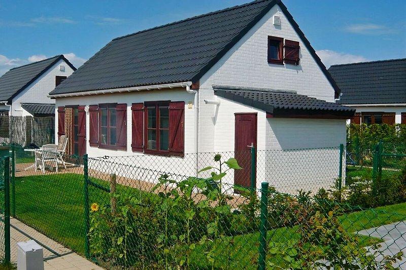 Fischerhaus in Wenduine De Haan  in Wenduine - Bild 2