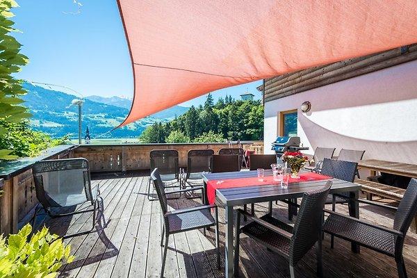 Terrasse mit Weber Gas-Grill