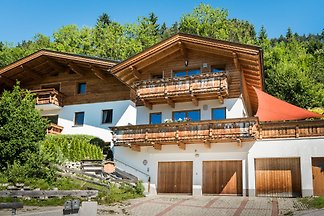 Wooden Cottage for up to 8 people in Vomp/Tyrol