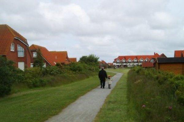 Doppelhaushälfte Heidi in Neßmersiel - immagine 1