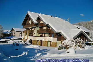 Apartment to rent in Samoens