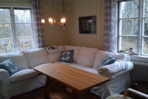 elchstube salungen ferienhaus in mangskog mieten. Black Bedroom Furniture Sets. Home Design Ideas