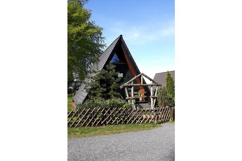 Harzer Nurdachhaus für max. 5 Personen