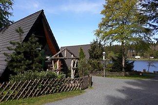Ferienhaus WALDSEEBLICK - Berghütte