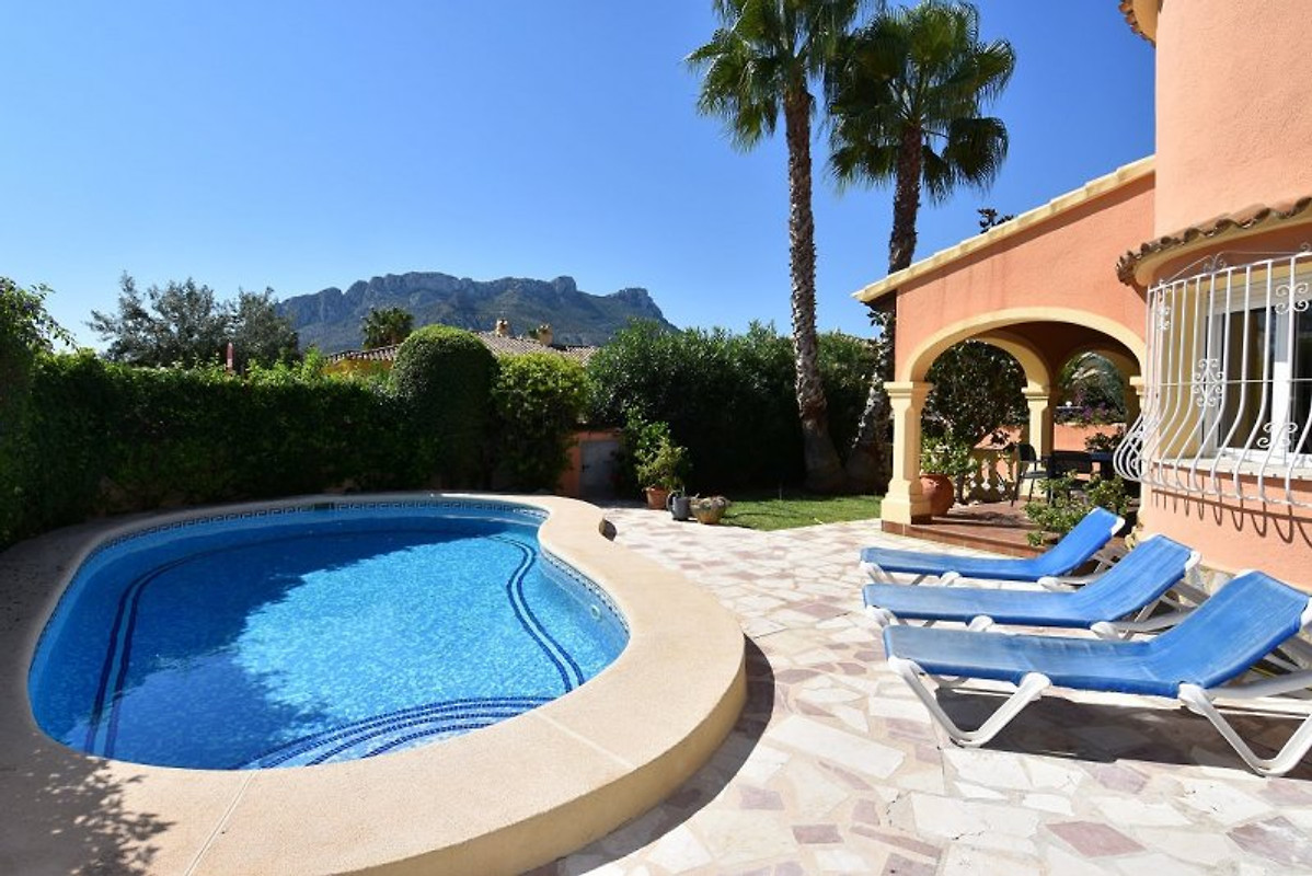 Traumhaus am meer mit pool  Casa DeniMar - Traum-Haus am Meer - Ferienhaus in El Verger mieten