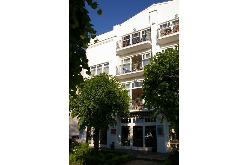Haus Jahreszeiten, Wohnung 1. Etage
