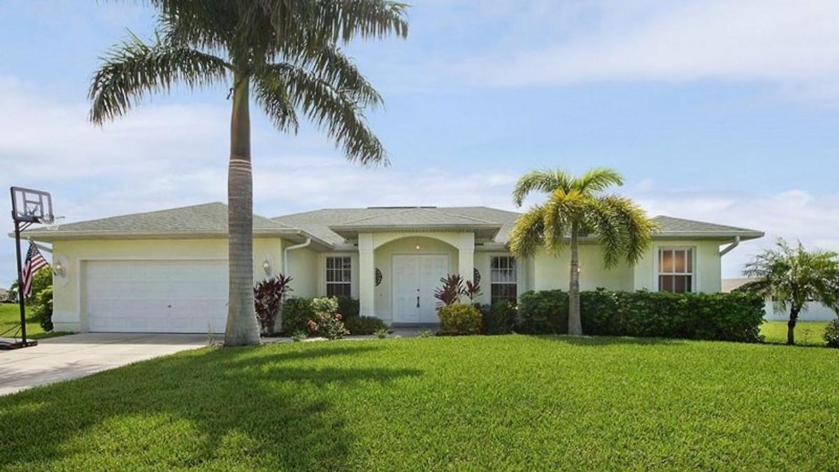 Willkommen In Unserer Villa Palm Tree